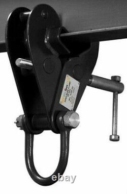 Viper Beam Clamp 20 ton Adjustable Girder Hoist Lifting Clamp 20,000kg