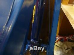 Workshop 2 Ton Hydraulic Engine Motor Crane Hoist Lift, 8 Tone Ram Jack Built in