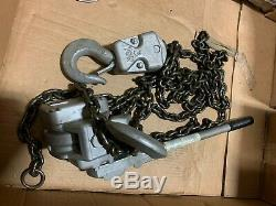 Yale Eaton Model Pe 3 Ton Ratchet Lever Hoist Nos