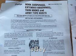 Zephyr Chain Hoist 3/4 Ton C-38-1/2